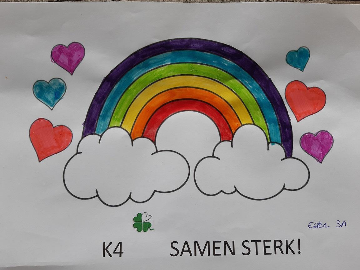 BK4 Samen Sterk - Basisschool Klavertje 4 Kapellen